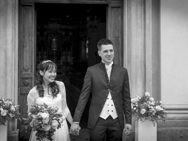Il matrimonio di Maurizio e Caren a Treviglio, Bergamo 23