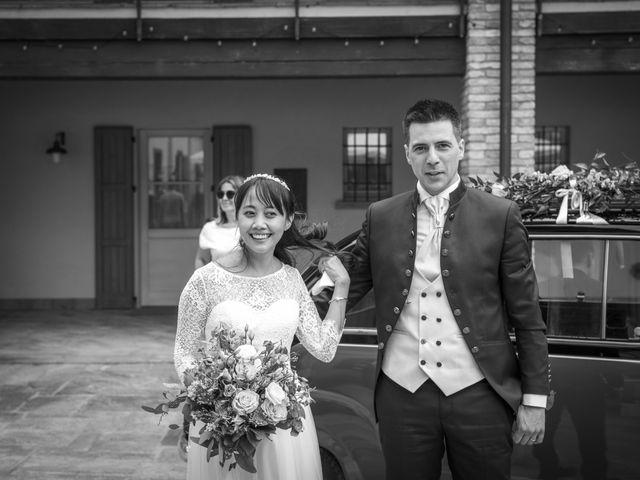 Il matrimonio di Maurizio e Caren a Treviglio, Bergamo 26