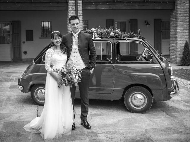 Il matrimonio di Maurizio e Caren a Treviglio, Bergamo 27