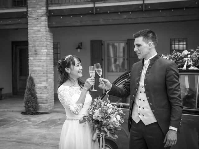 Il matrimonio di Maurizio e Caren a Treviglio, Bergamo 28