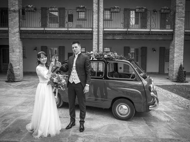 Il matrimonio di Maurizio e Caren a Treviglio, Bergamo 29