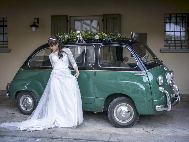 Il matrimonio di Maurizio e Caren a Treviglio, Bergamo 35
