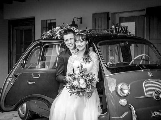 Il matrimonio di Maurizio e Caren a Treviglio, Bergamo 37