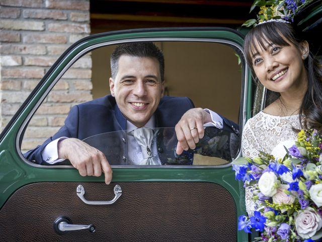 Il matrimonio di Maurizio e Caren a Treviglio, Bergamo 39