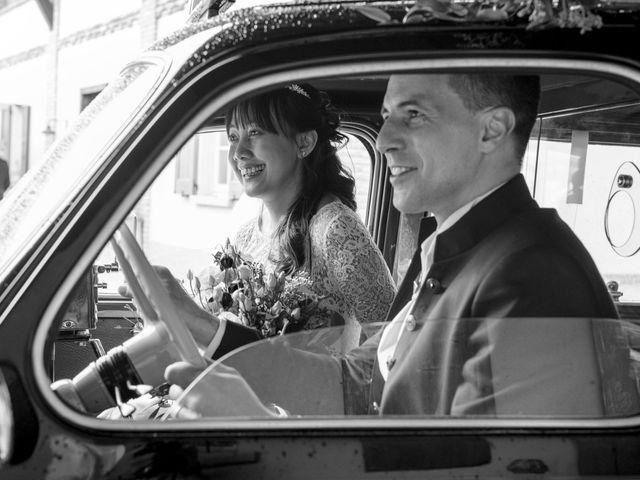 Il matrimonio di Maurizio e Caren a Treviglio, Bergamo 40