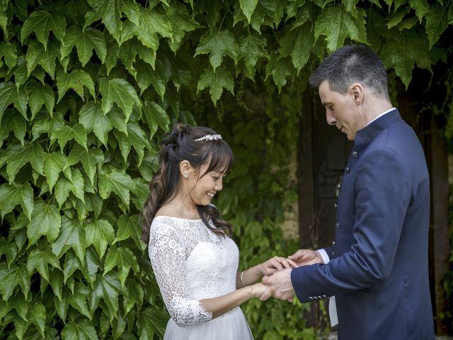 Il matrimonio di Maurizio e Caren a Treviglio, Bergamo 42