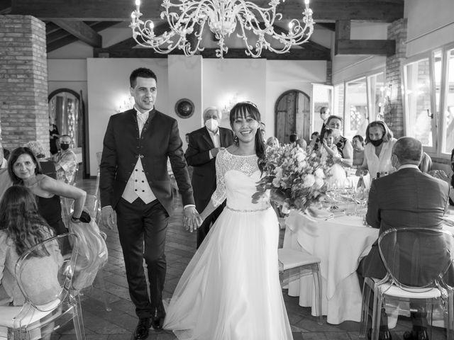Il matrimonio di Maurizio e Caren a Treviglio, Bergamo 52