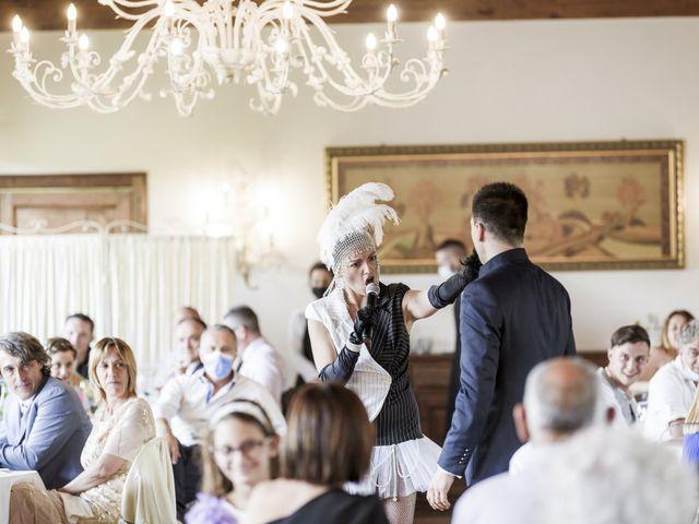 Il matrimonio di Maurizio e Caren a Treviglio, Bergamo 58