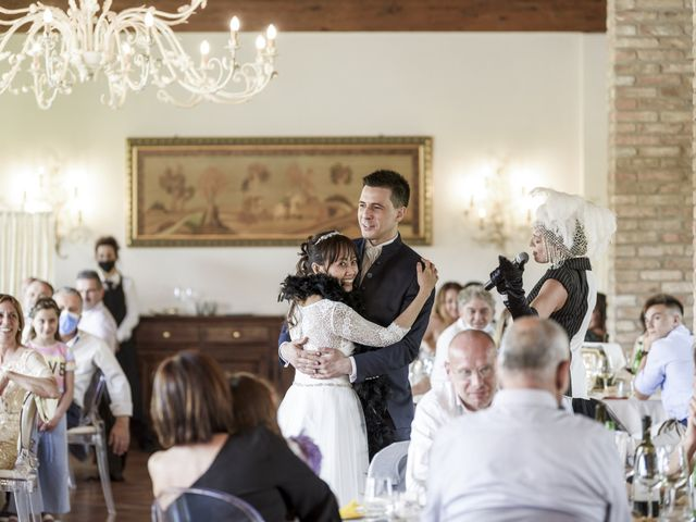 Il matrimonio di Maurizio e Caren a Treviglio, Bergamo 59