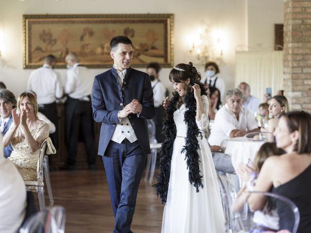 Il matrimonio di Maurizio e Caren a Treviglio, Bergamo 61