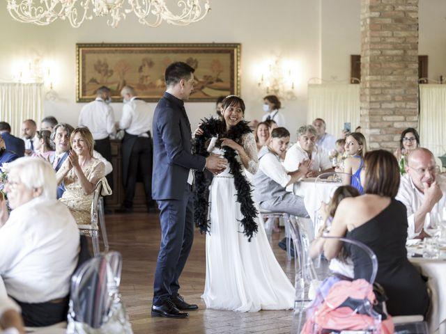 Il matrimonio di Maurizio e Caren a Treviglio, Bergamo 62
