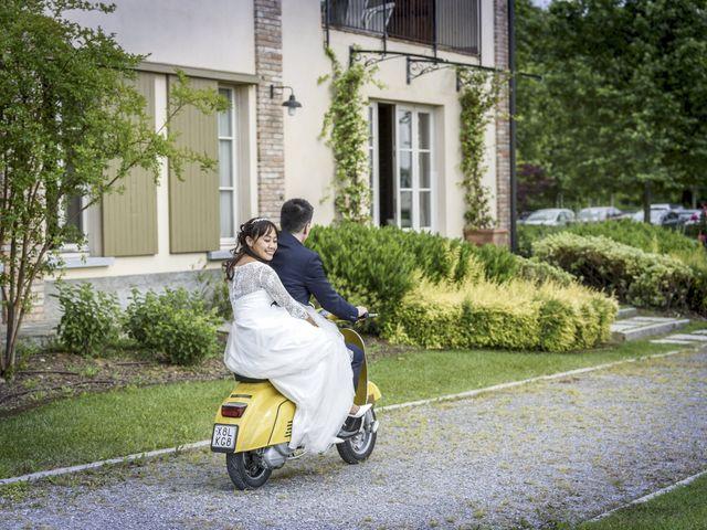 Il matrimonio di Maurizio e Caren a Treviglio, Bergamo 66