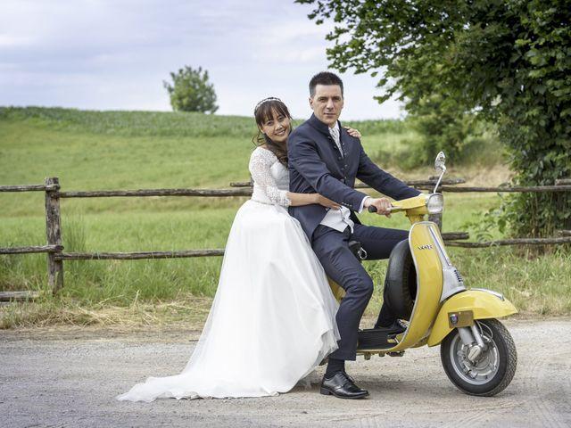 Il matrimonio di Maurizio e Caren a Treviglio, Bergamo 68