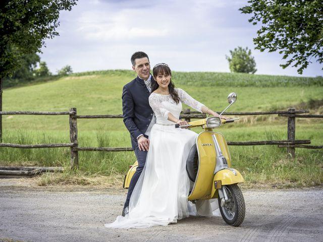 Il matrimonio di Maurizio e Caren a Treviglio, Bergamo 70