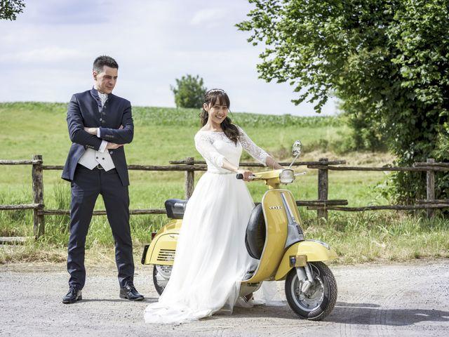 Il matrimonio di Maurizio e Caren a Treviglio, Bergamo 73