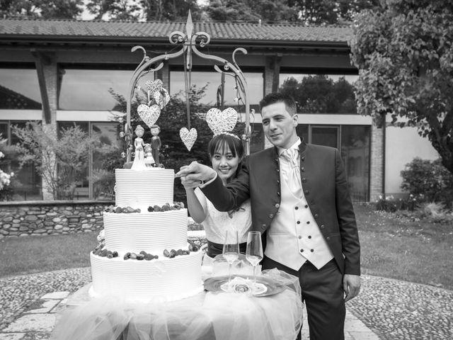 Il matrimonio di Maurizio e Caren a Treviglio, Bergamo 83