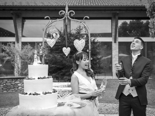 Il matrimonio di Maurizio e Caren a Treviglio, Bergamo 85