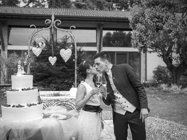 Il matrimonio di Maurizio e Caren a Treviglio, Bergamo 88