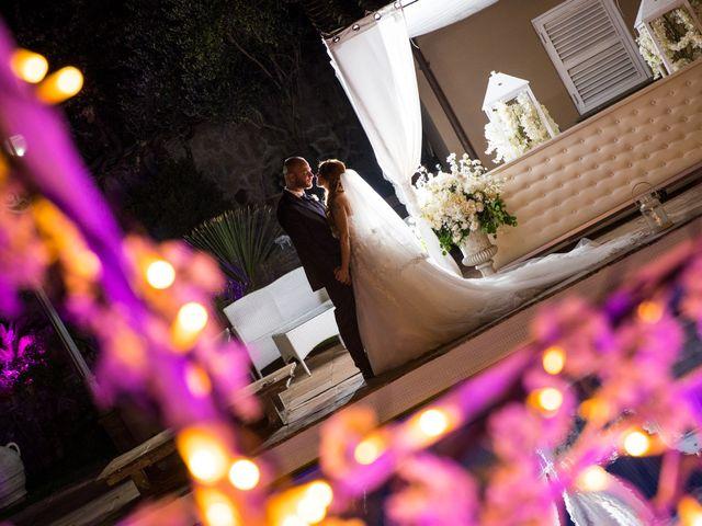 Il matrimonio di Massimiliano e Sarah a Marino, Roma 1