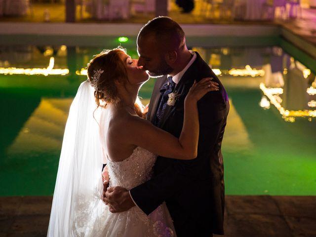 Il matrimonio di Massimiliano e Sarah a Marino, Roma 2