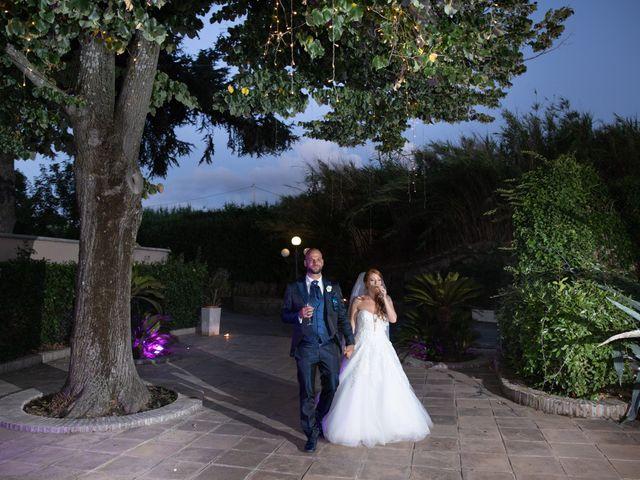 Il matrimonio di Massimiliano e Sarah a Marino, Roma 4