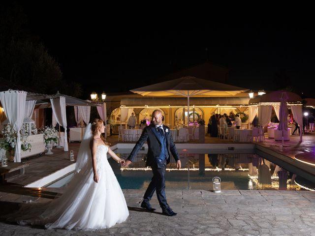 Il matrimonio di Massimiliano e Sarah a Marino, Roma 6