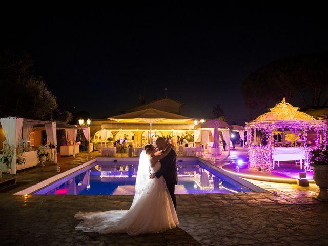 Il matrimonio di Massimiliano e Sarah a Marino, Roma 7