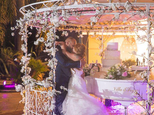 Il matrimonio di Massimiliano e Sarah a Marino, Roma 18