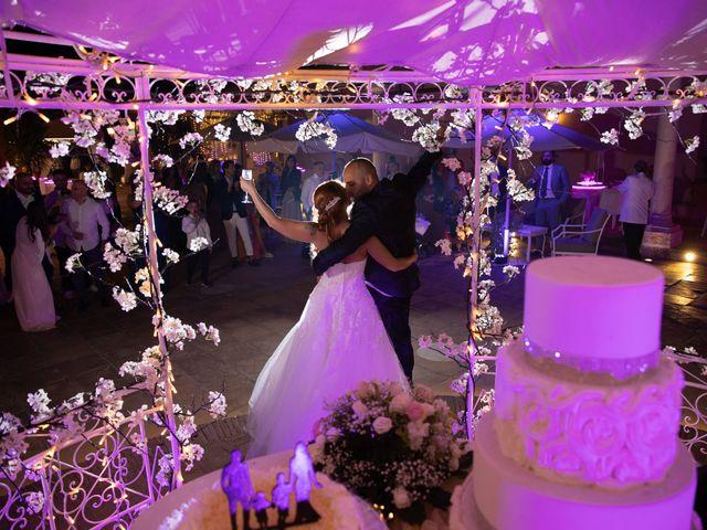 Il matrimonio di Massimiliano e Sarah a Marino, Roma 21