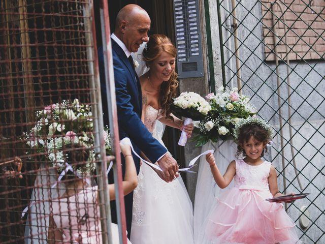 Il matrimonio di Massimiliano e Sarah a Marino, Roma 27