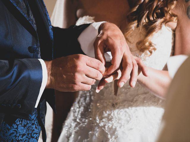 Il matrimonio di Massimiliano e Sarah a Marino, Roma 29