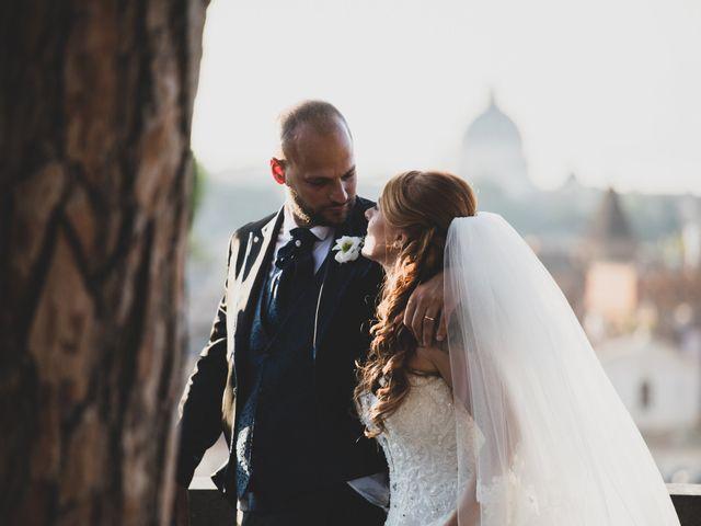 Il matrimonio di Massimiliano e Sarah a Marino, Roma 31
