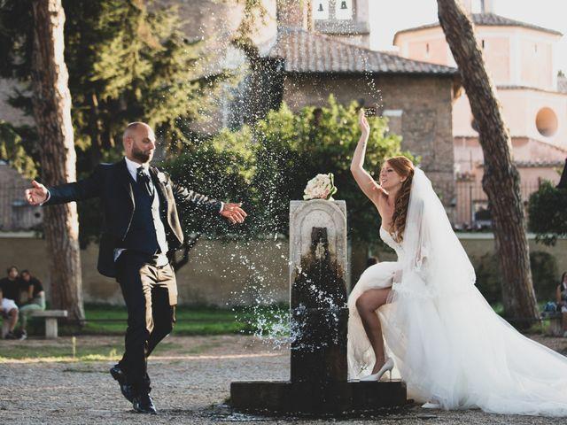 Il matrimonio di Massimiliano e Sarah a Marino, Roma 32