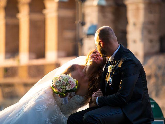 Il matrimonio di Massimiliano e Sarah a Marino, Roma 33
