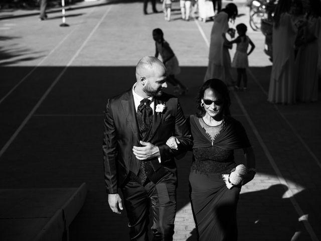 Il matrimonio di Massimiliano e Sarah a Marino, Roma 41