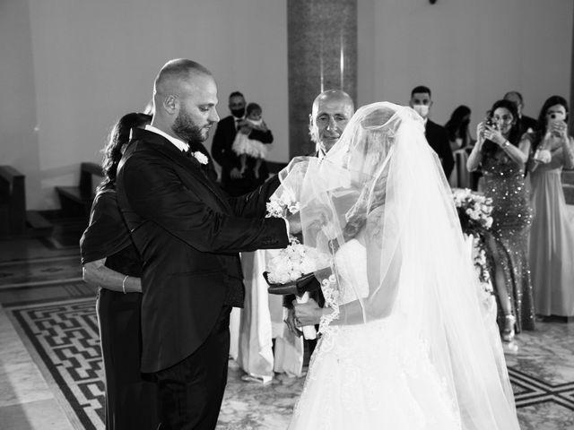 Il matrimonio di Massimiliano e Sarah a Marino, Roma 46