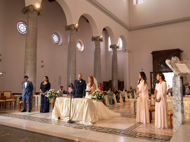 Il matrimonio di Massimiliano e Sarah a Marino, Roma 47