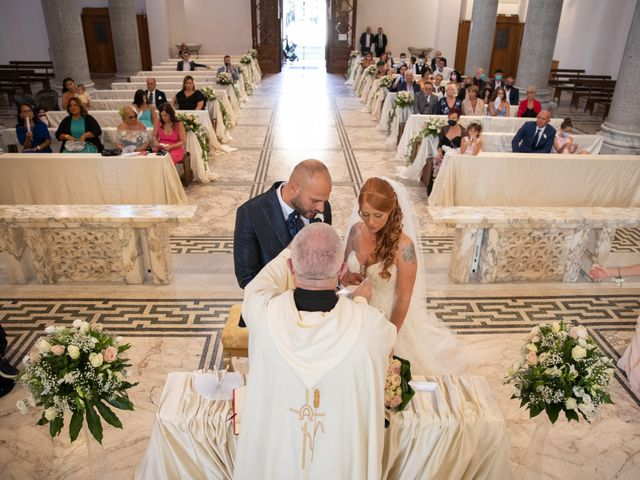 Il matrimonio di Massimiliano e Sarah a Marino, Roma 49