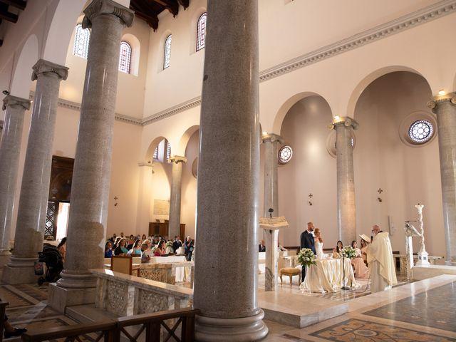 Il matrimonio di Massimiliano e Sarah a Marino, Roma 52