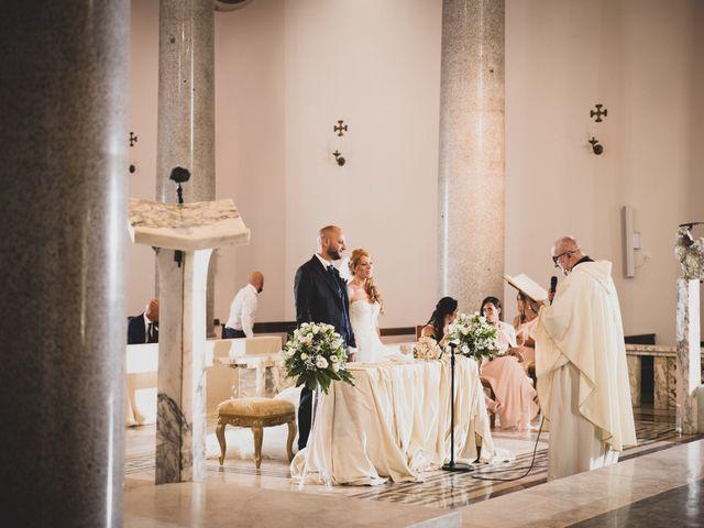 Il matrimonio di Massimiliano e Sarah a Marino, Roma 53