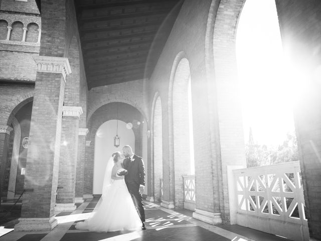 Il matrimonio di Massimiliano e Sarah a Marino, Roma 56