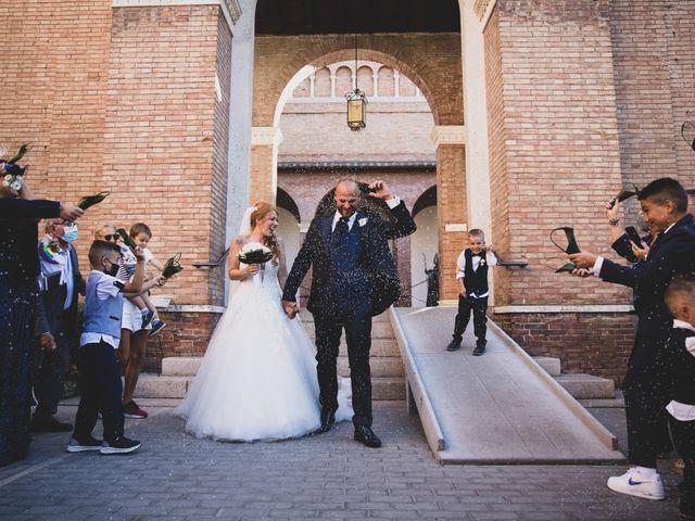 Il matrimonio di Massimiliano e Sarah a Marino, Roma 57