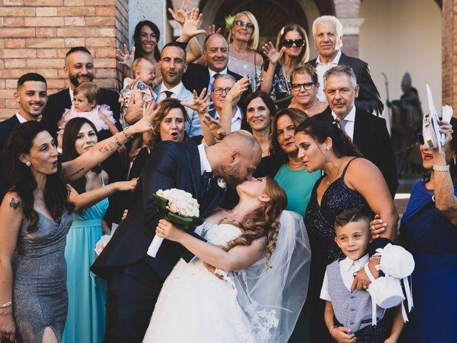 Il matrimonio di Massimiliano e Sarah a Marino, Roma 58