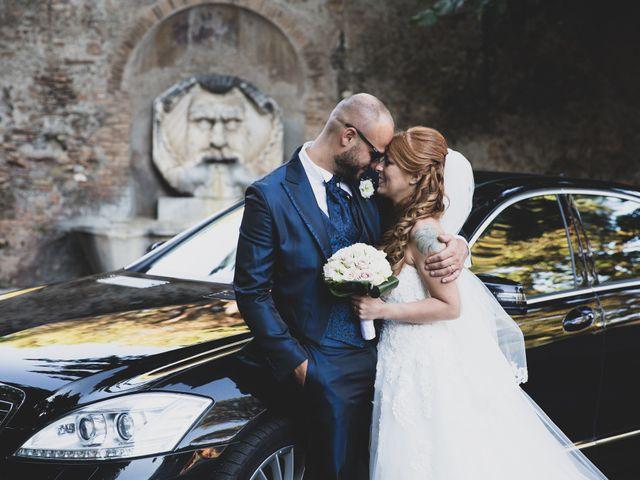 Il matrimonio di Massimiliano e Sarah a Marino, Roma 59