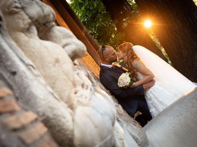 Il matrimonio di Massimiliano e Sarah a Marino, Roma 62