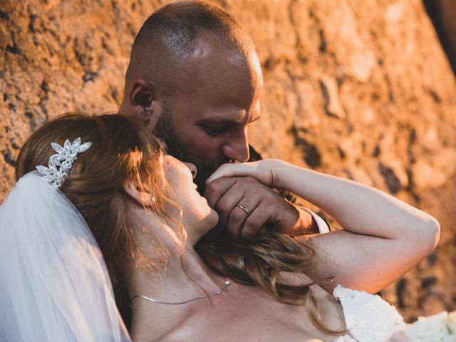 Il matrimonio di Massimiliano e Sarah a Marino, Roma 63
