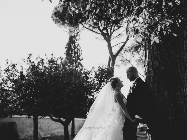 Il matrimonio di Massimiliano e Sarah a Marino, Roma 66