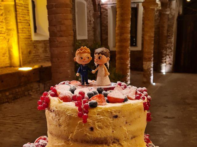 Il matrimonio di Davide e Silvia a Sant'Ilario d'Enza, Reggio Emilia 7