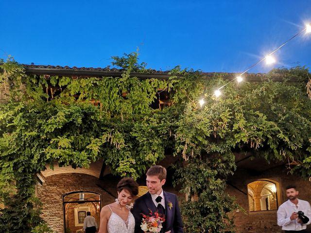 Il matrimonio di Davide e Silvia a Sant'Ilario d'Enza, Reggio Emilia 8