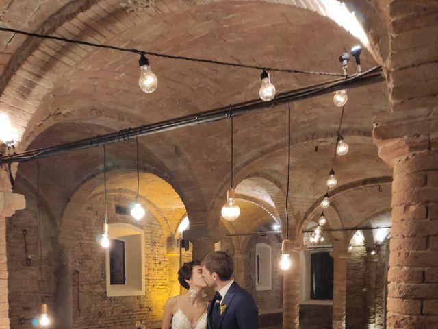 Il matrimonio di Davide e Silvia a Sant'Ilario d'Enza, Reggio Emilia 9